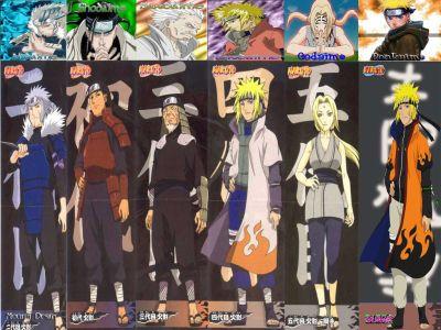 ... Naruto Uzumaki sera-t-il le Rokudaime? On verra si Sas'gay le tue avant ...
